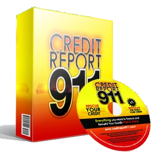 Credit Report 911 Credit Repair Software eBook