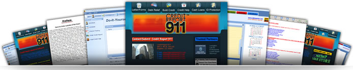 Do-It-Yourself Credit Report 911 credit repair kit